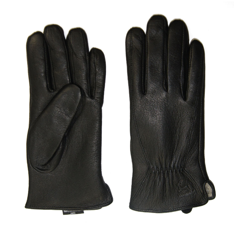 Mens Soft Sheep Skin Genuine Leather Winter Smart Casual Gloves GL103