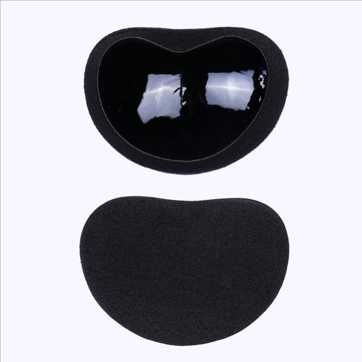 Black chest pad