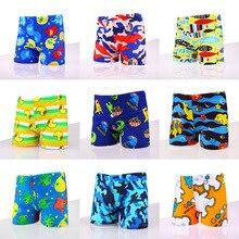 Плавки для маленьких мальчиков от 10 до 48 кг, шорты для купания для маленьких мальчиков с героями мультфильмов детские плавки, шорты