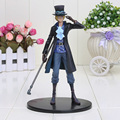 """7"""" 18cm Anime One Piece 15th anniversary Sabo PVC Action Figure Collectible Model Toy One Piece Figure"""