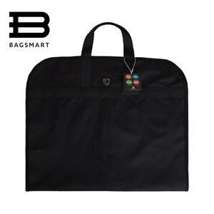 e725ddbf41d BAGSMART Nylon Bags With Waterproof Men s Suit Travel Bag