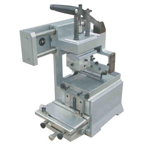 pad printer machine by hand,manual pad printer machine price with metal plate size 4x 6inch