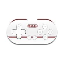 8Bitdo Zero Mini Wireless Bluetooth Game Controller Gamepad Joystick Selfie For Phone PC Remote Shutter LED Mode Indicator Light