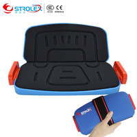Strolex Mini Folding Portable Baby Children Automotive Car Vehicle Kids Safety Seat Cushion 3 12 Years