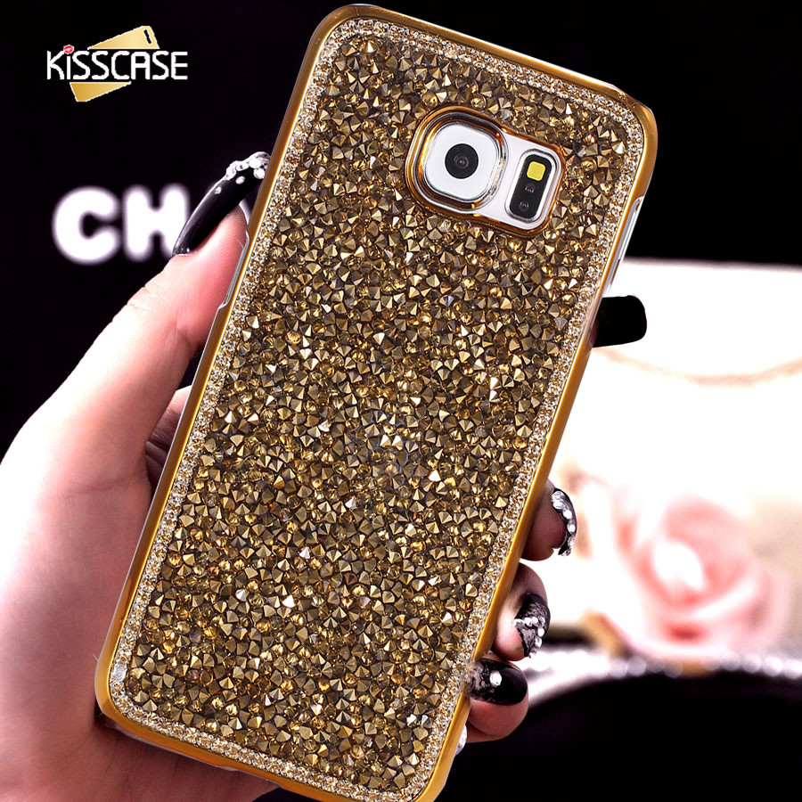 kisscase for samsung s8 s8 plus luxury case glitter. Black Bedroom Furniture Sets. Home Design Ideas