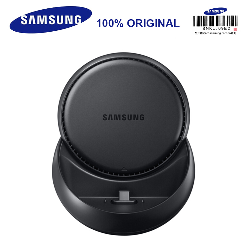 Original Samsung Dex Station Charge USB 2.0 Type C Adapter with HDMI Transition Pocket PC LAN Desktop for Samsung S8 S8+ Note 8