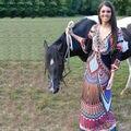 2016 Свадебные Платья Boho Хиппи Винтаж Шикарном Платье 2 Цвета Цветочные Макси Длинные Платья