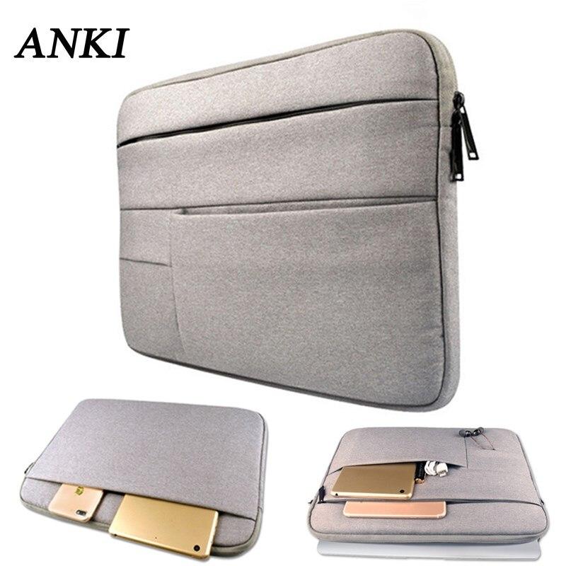 ANKI waterproof Sleeve Notebook Case for Dell Xiaomi Lenovo HP Macbook Air Retin