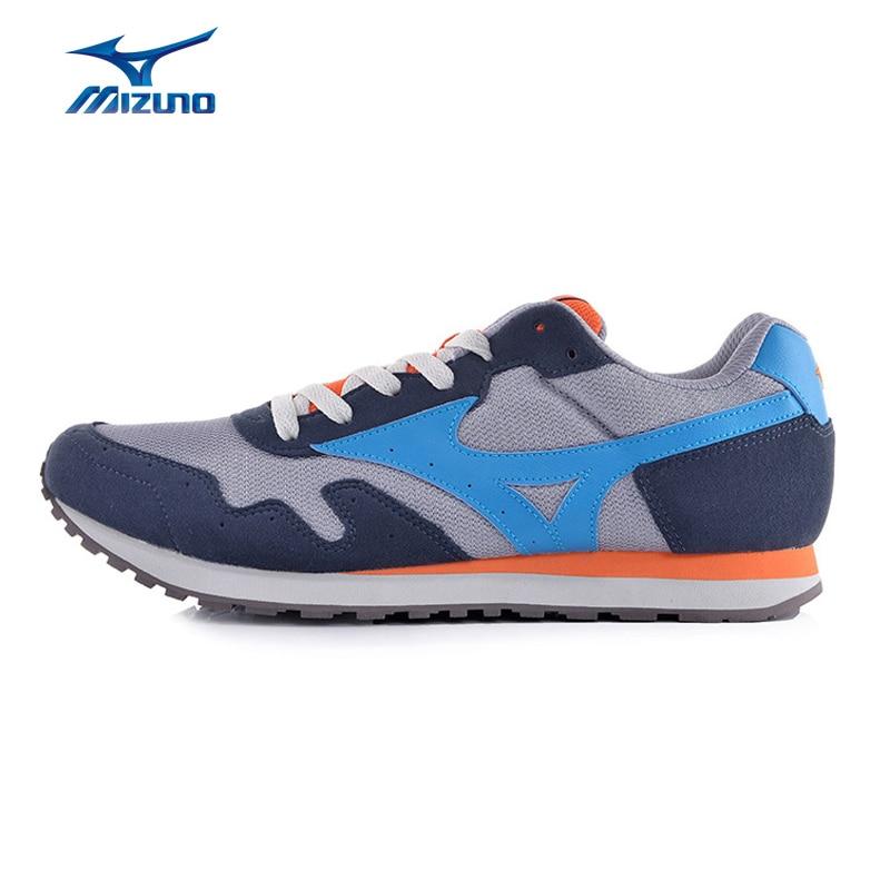 MIZUNO Men's SKYROAD Walking Shoes Retro Leisure Sneakers Comfort Sports Shoes D1GA161121 XMR2571 mizuno men rebula v3 ag professional cushion soccer shoes sports shoes comfort wide sneakers p1ga178603 yxz069
