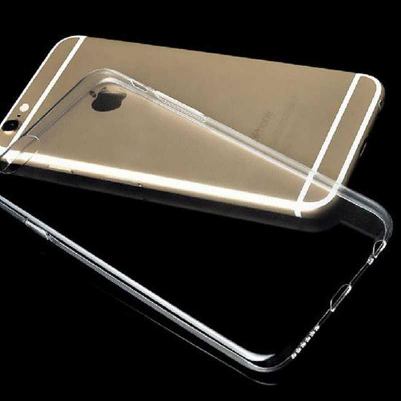 クリア Tpu ケース iphone 6s 6 7 8 プラス 6 s-plus 8 プラス X 10 XS 最大 XR 透明電話ケースのための iphone 4 4S 5 5 S 、 SE