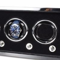 высокого класса из массива дерева обновленную версию 3 механические часы намотки автоматические часы намотки мульти-функция 5 режимов часы моталка 3 + 0