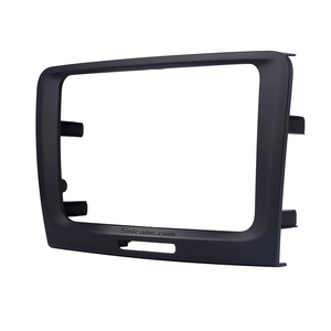 Seicane черный 220*130*210 мм 2 Din автомобильный DVD Радио Установка приборной панели фасции рамка для 2009 2010 2011 2012-2014 Skoda Superb