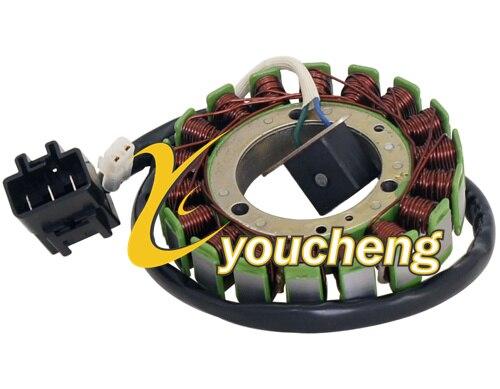 CF500 ATV Quad moteur Stator CF 500CC magnéto bobine 12 V 18 bobines moteur pièces de rechange XQ-CF500