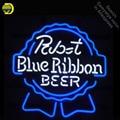 Неоновая вывеска для Pabst синяя лента неоновая световая вывеска для магазина пиратские вывески неоновая трубка вывеска ручной работы реклам...