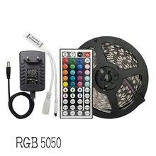 Led Light Strip RGB SMD 5050 Flexible Ribbon 30Leds/m 5M 10M