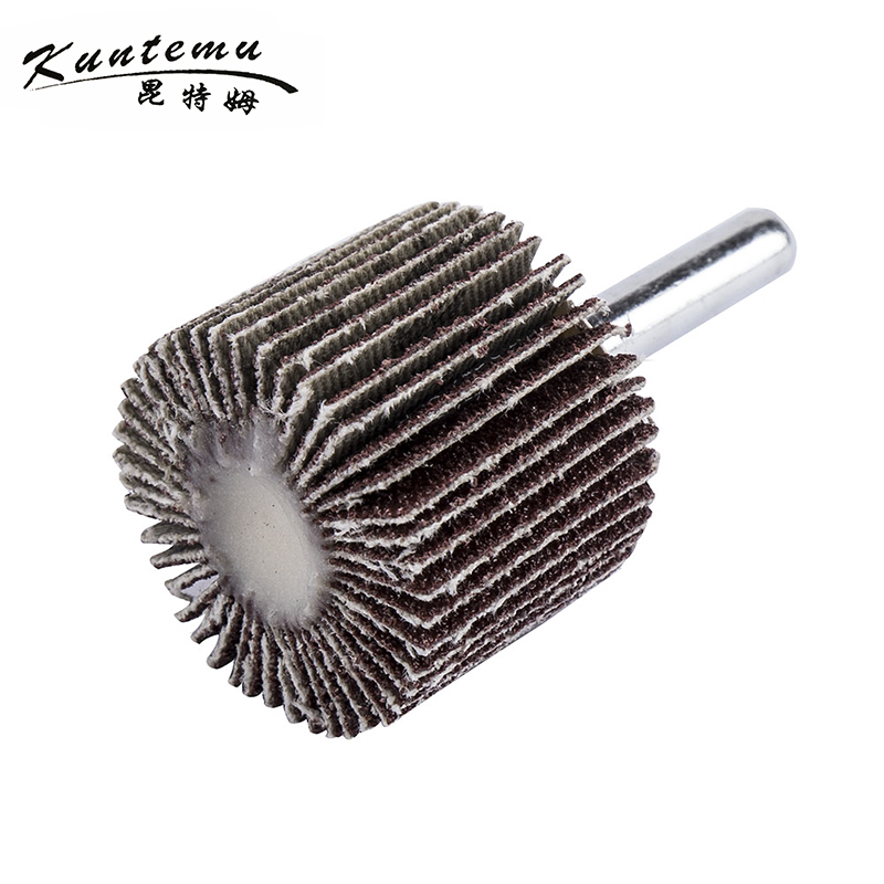10PCS Sandpaper Grinding Head For Wood Metal Buffing