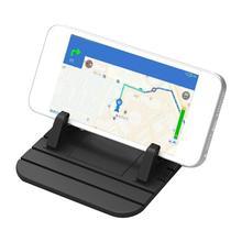 Автомобильный держатель для Телефона Противоскользящий Коврик телефон для передней панели Коврики для хранения для мобильного телефона автомобиля Mp4 Pad gps универсальные автомобильные аксессуары