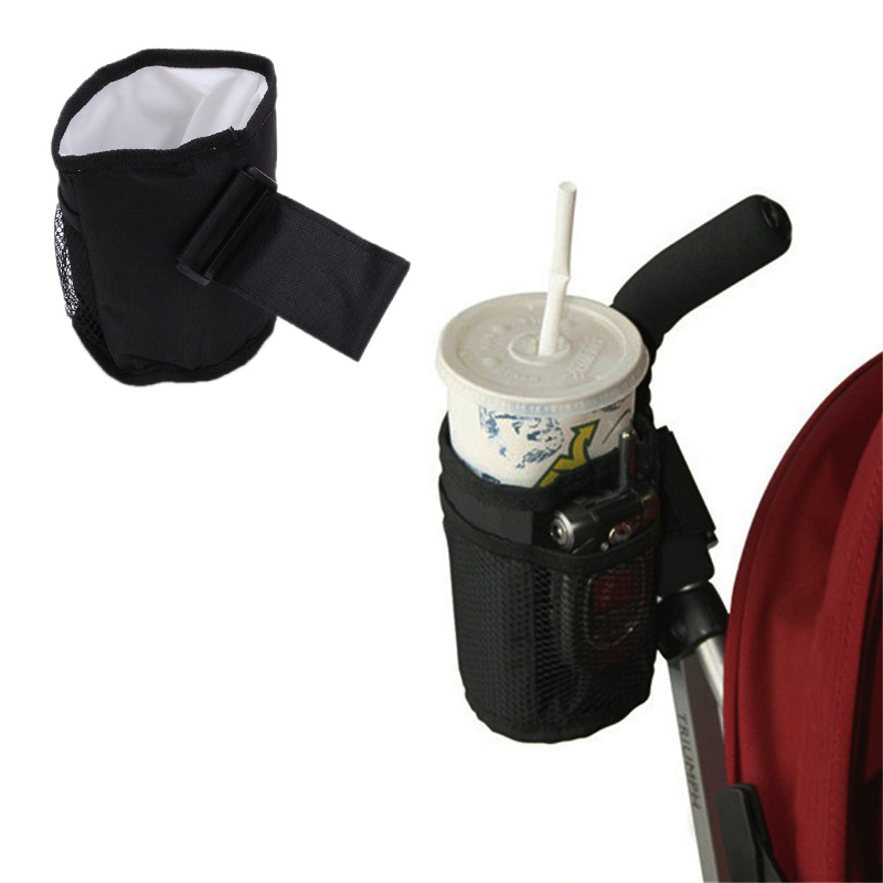 Baby Stroller Special Pendant Mug Cup Holder Waterproof Design Cup Strollers Buggy Organizer Bottle Bag TB Sale
