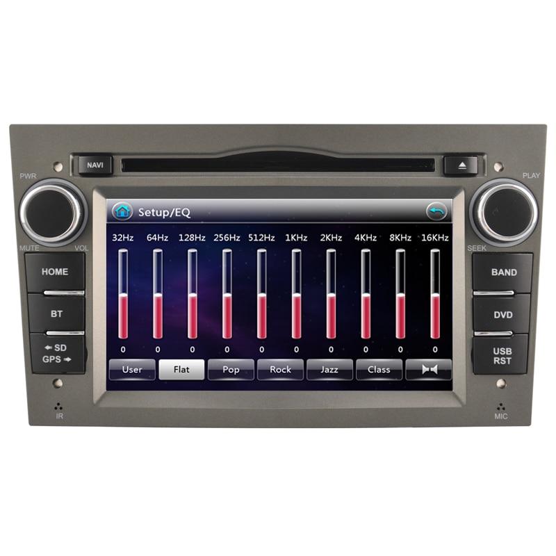 Reproductor de DVD para automóvil negro, unidad navi autoradio para - Electrónica del Automóvil - foto 2