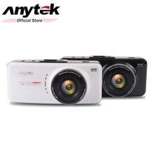 Anytek AT66A 1080 P Full HD Новатэк 96650 автомобильный Камера DVR Регистраторы dashcam 170 градусов ужин ночного видения регистраторы Автомобильный регистратор