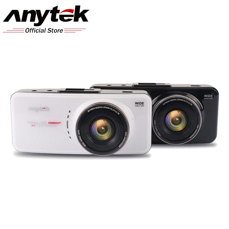 Prix pour Anytek AT66A full HD Novatek 96650 Voiture Caméra DVR Enregistreur Dashcam 170 Degrés 6G Lentille Souper Vision Nocturne Dash Cam