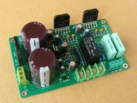LM3886 Amplifier HiFi Stereo amp Assembled Board (With speaker protection)|Amplifier|Consumer Electronics -
