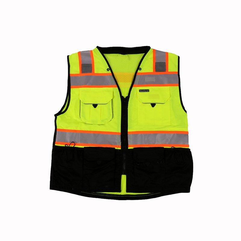 Highways traffic safety vest reflective vest clothes upscale reflective vest car traffic construction safety clothing reflective vest vest fluorescent clothes sanitation worker clothes