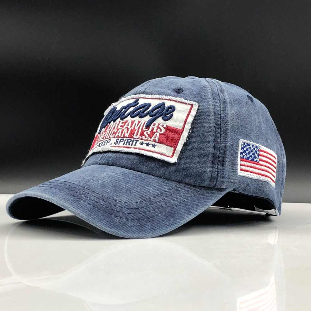 JIANGXIHUITIAN العلامة التجارية كاب قبعة بيسبول النساء الرجال عارضة الهيب هوب قبعات ترد لمكانها للجنسين غسل كاب أزياء الرياضة قبعة العظام بالجملة