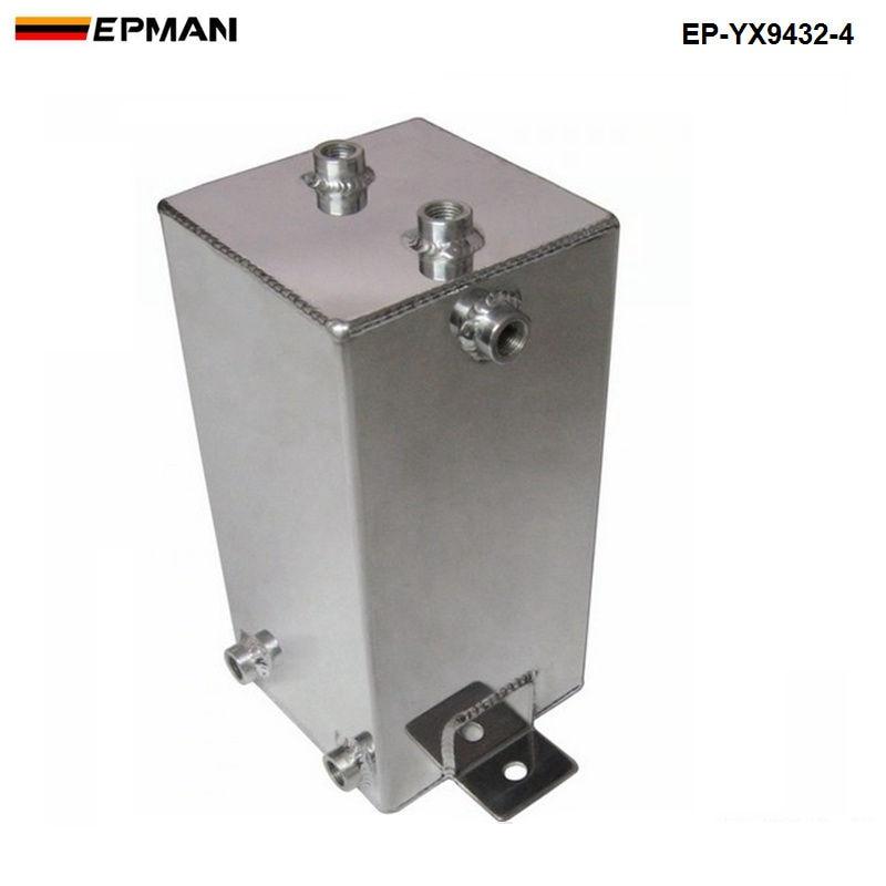 TANQUE DE SURGE DE REDE DE COMBUSTÍVEL DE LIGA 4L An6 -6 Polido EP-YX9432-4
