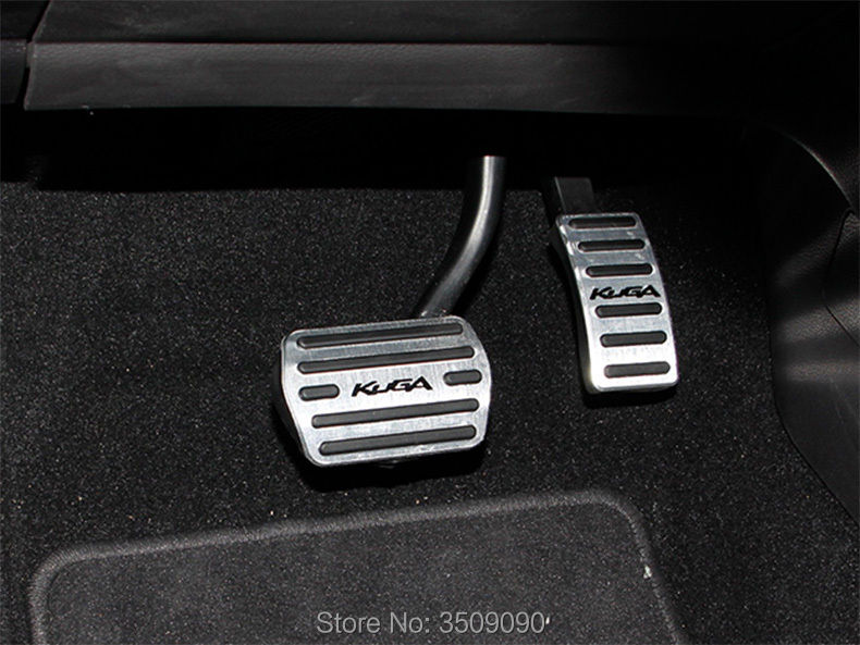 For Ford Kuga 2016 2017 2018 Car Accelerator Pedal Brake Pedal 2Pcs/Set