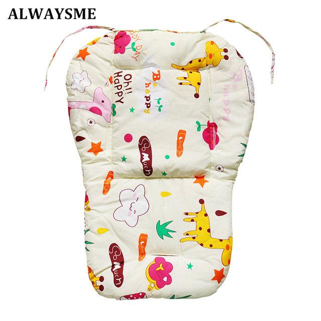 ALWAYSME New Baby Kids Highchair Cushion Pad
