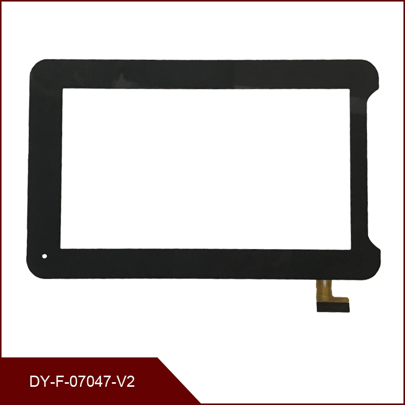 Free Shipping 7''inch Touch Screen Panel Digitizer Glass For Medion Lifetab E7312 MD99966 MD98966 E7316 DY-F-07047-V2