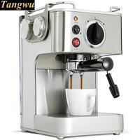 Новый высококачественный эспрессо использует полностью полуавтоматический паровой кипящий кофейник