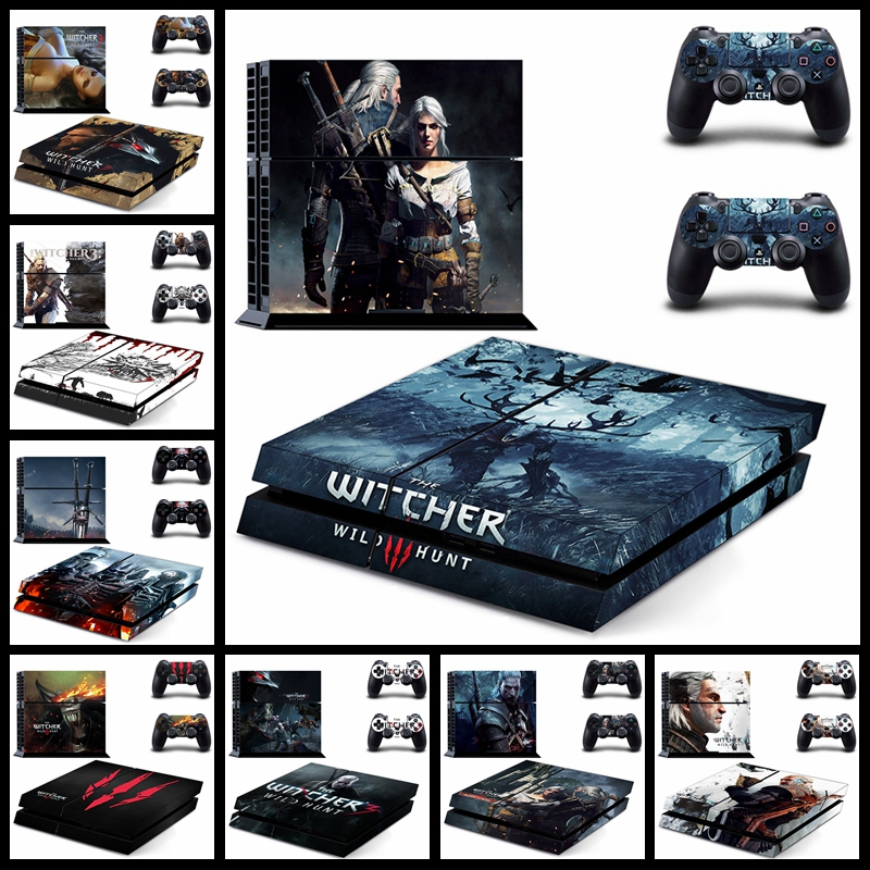 Ps4 Vinyl Skin Stickers Cars Style For Console & 2 Controllers Faceplates, Decals & Stickers Video Games & Consoles