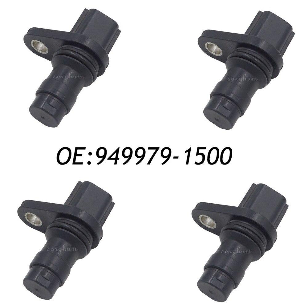 4 pièces 949979-1500 Camsheft Capteur de Position de CAME Pour 2009-2012 NISSAN VERSA 1.6L L4 23731-ED02A