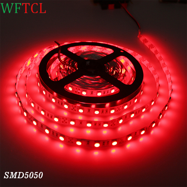 home led lighting strips. WFTCL LED Lighting Strips 5630 3528 5meters Led 12v Home Ceiling Rgb Strip Non-