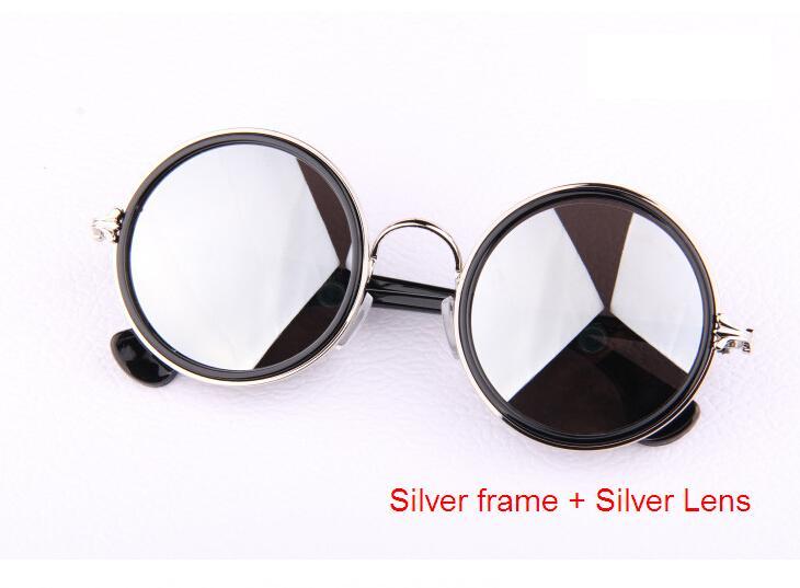 0288ce16131 M42 New Fashion glasses Women men Fashion retro roundness colours  Sunglasses summer Steampunk A De Sol Feminino Gafas-in Sunglasses from  Apparel Accessories ...