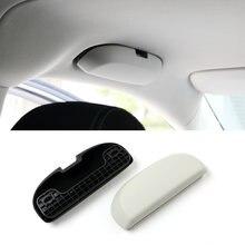 Автомобильный держатель для солнцезащитных очков коробка хранения