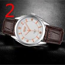 Mens Relógios Top Marca de Luxo Esporte Silicone À Prova D' Água relógio de Pulso de Aço Inoxidável Relógio de Quartzo Homens de Negócios 12