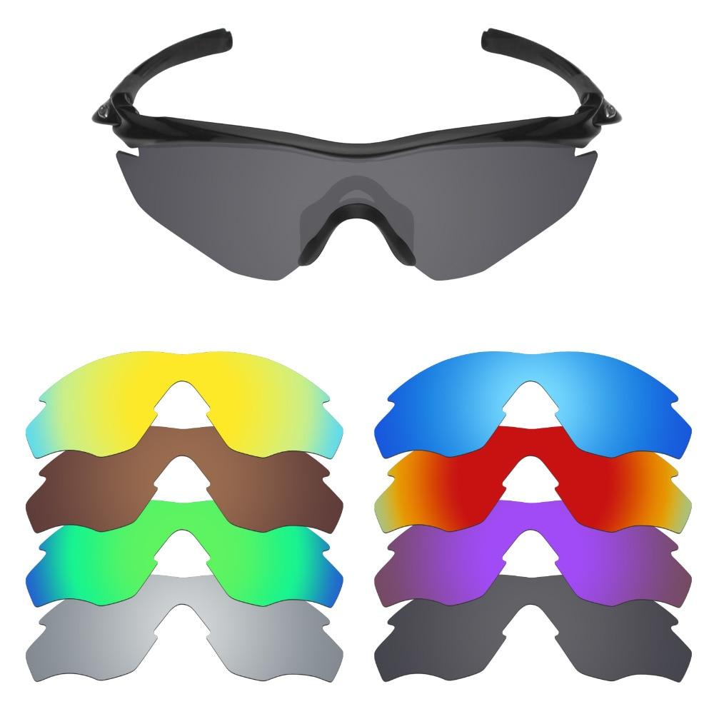 7e7397535cb Mryok Polarized Replacement Lenses for Oakley M2 Frame Sunglasses Lenses( Lens Only) - Multiple