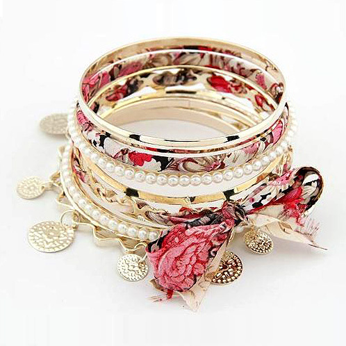 Bohemian Multilayer Charms...