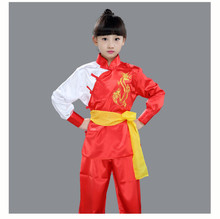 Chines Kungfu clothes for children arts clothes and children's clothing for men and women performing Tai chi clothing  chinese tai chi clothing taiji performance garment kungfu uniform embroidered outfit for men women boy girl kids children adults