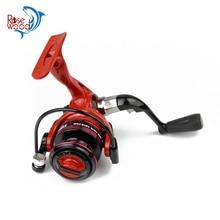 Cheap SY150 Mini Fishing Reel Small Spinning Reel 6BB 5.2:1 Ultra-Light High-Strength Mini Carp Reel Free Shipping
