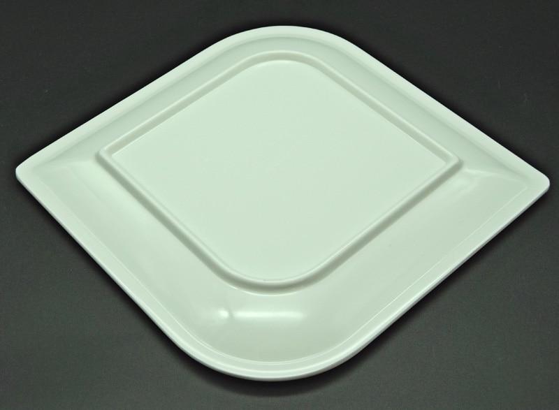 Melamine Dinnerware Dinner Plate Diamond Dish Hot Pot Restaurant A5 Melamine Dishes Noodles Plate Melamine Tableware-in Dishes \u0026 Plates from Home \u0026 Garden ... & Melamine Dinnerware Dinner Plate Diamond Dish Hot Pot Restaurant ...