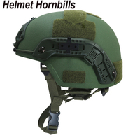 NIJ 3A Level Mich2000 Kevlar Ballistic Helmet