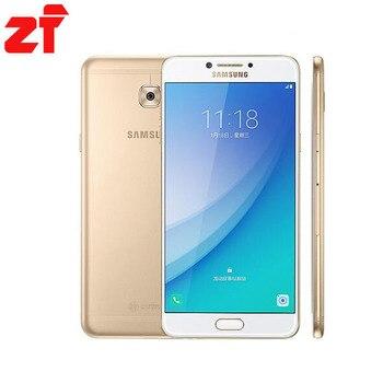 "Original Samsung Galaxy C7 Pro C7010 4G RAM 64G ROM Octa Core Dual Sim 5.7"" 3300mAh 16MP 4G LTE Smart Phone"