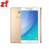 Yeni Varış Orijinal Samsung Galaxy C7 Pro C7010 4G RAM 64G ROM Octa Çekirdek Çift Sim 5.7