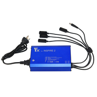 5 In 1 Intelligent Inspire 2 Charger for Battery Remote Controller Smart Fast Charging Hub for DJI Inspire 2 Drone Spare Parts