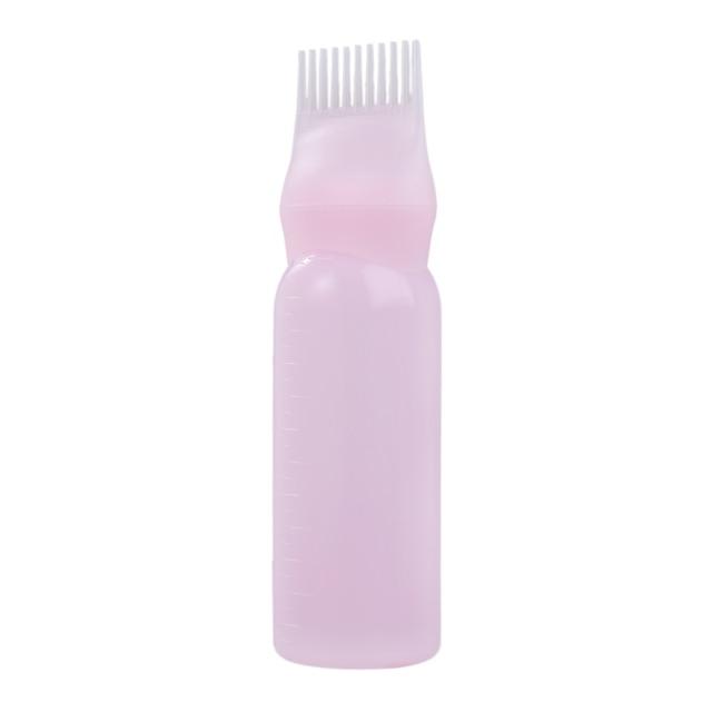 120 Ml Botol Aplikator Pewarna Rambut Sikat Botol Dispensing Kit