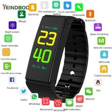 Smart Watch Pedometer Calorie Count Sedentary Call Reminder Fitness Tracker Bracelet Smartwatch Connect Android IOS стоимость